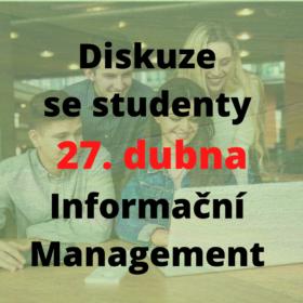 Diskuze se studenty